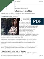 Los Museos Frente Al Peligro de La Política - 01.06.1998 - Lanacion.com
