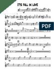 Lets Fall in Love - FULL Big Band - Mandel - Frank Sinatra