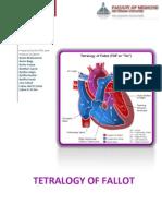 Fallot tetralogy