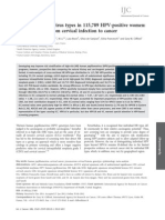 HPV Types in 115789 HPV-pos Women_A Meta-Analysis From Cervical Infection to Cancer