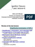 Minato ROBDD lecture 2