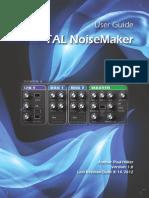 tal noisemaker user guide 1 0