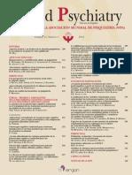 World Psychiatry Spanish Edition Oct 2014