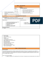 Career Planning Unit Plan (UBD Format)