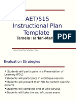 aet515 r2 instructionalplaniii