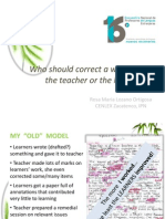 Who Should Correct a Written Work_CELE2014