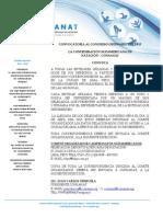 Convocatoria Sudamericano Juvenil 2015