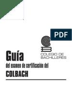 Guia Examen de Certificacion Del Colbach Febrero 2014 (1) (1)
