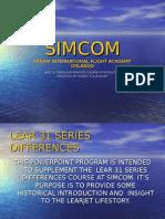 Lear 31 Diferencias