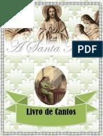 Livro de Canto Para Missas