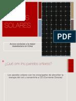 homalei explica paneles solares