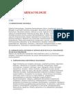 Programa Farmacologie