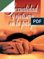 Sexualidad y erotismo en la pareja