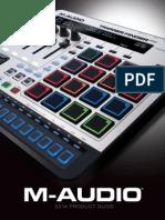 M-AUDIO 2014 ProductGuide Web
