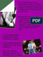 15 - La Homosexualidad