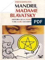 El Mandril de Madame Blavatsky de Peter Washington r1.2