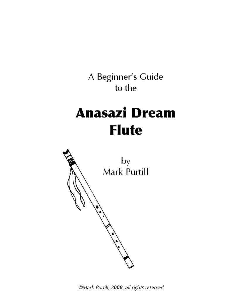 anasaziflutebk pdf flute scale music rh scribd com