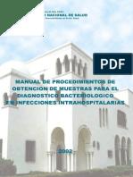 Manual Bolsillo para muestras bacteriológicas
