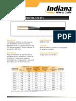 Cordon Flexible Porta Tilt i Pop Vc