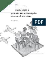 Musica Jogo e Poesia Na Sala de Aula