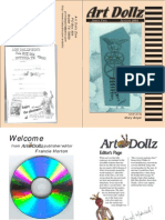 Art Dollz Zine - Issue 02 - August 2003