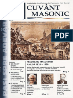 Cuvant Masonic 2005