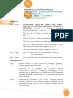 Curriculum Karenzyta