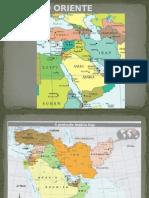 O MÉDIO ORIENTE e Revolução Islamica
