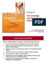 06 the Strategic & Operational Planning Process