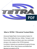 Basic TETRA Overview