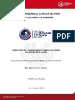 Tesis de dilución de carbón.pdf