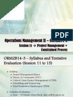ORM2B14-3 - Session 11
