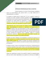 Lectura Enfoque Por Competencias (Nuevas Competencias Profesionales Para...