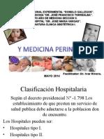 Clasificación Hospitalaria