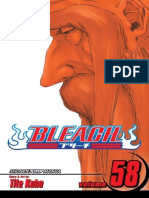Bleach Vol.58