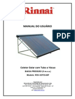 Manual Solar Vacuo