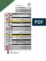 Cronograma Academico Di III 2012 2