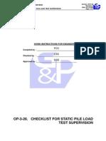 CH_009 Load Test
