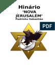 Hinário Nova Jerusalém Padrinho Sebastião Versão Definitiva