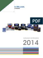 Catalogo Sherwin Auto 2014