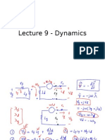 Lecture9 Dynamics