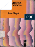 Jean Piaget Seis Estudios de Psicologia