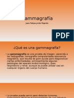 Gammagrafía