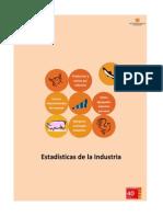 Estadisticas de la Industria Boletín N°38 Enero  2014