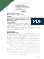 Sentencia Fundada de Gabriela Alejandra Sanchez León