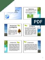 Provincias Ecologicas de Rep. Dom.