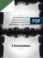 almacenamiento anormal lisosómico.ppt