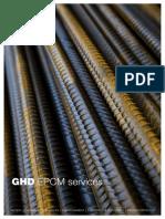Ghd Epcm Services 2013