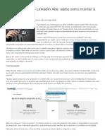 LinkedIn Ads_ Saiba Como Montar a Sua Campanha