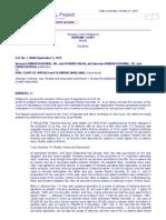 Sps Doromal v CA20150216